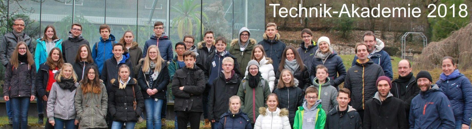 Technik-Akademie 2018